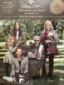 Patricia Nash women on over 50 Feeling 40