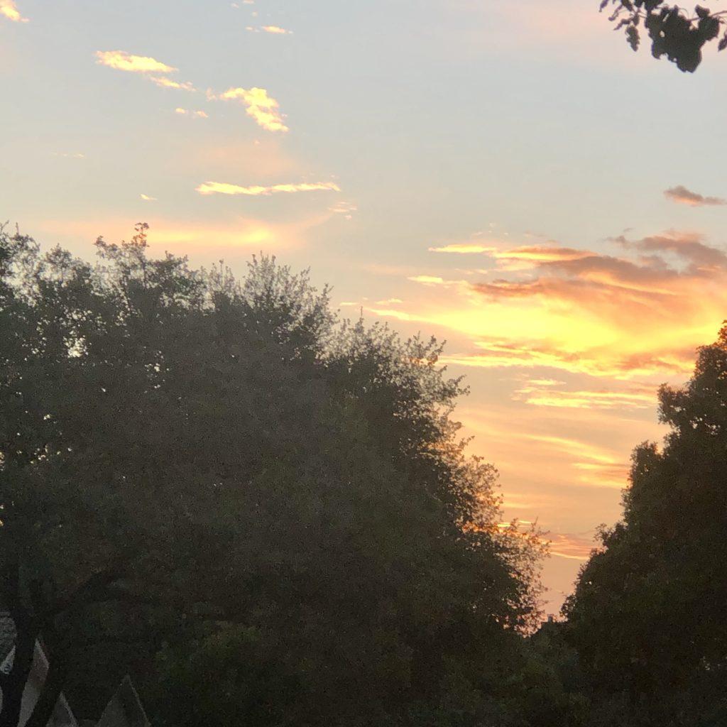 September San Antonio Morning