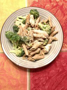 Recipe for Chicken Broccoli Ziti on over 50 Feeling 40