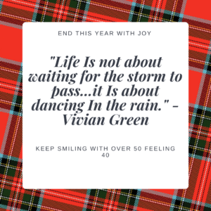 Joy Quotes on Over 50 Feeling 40