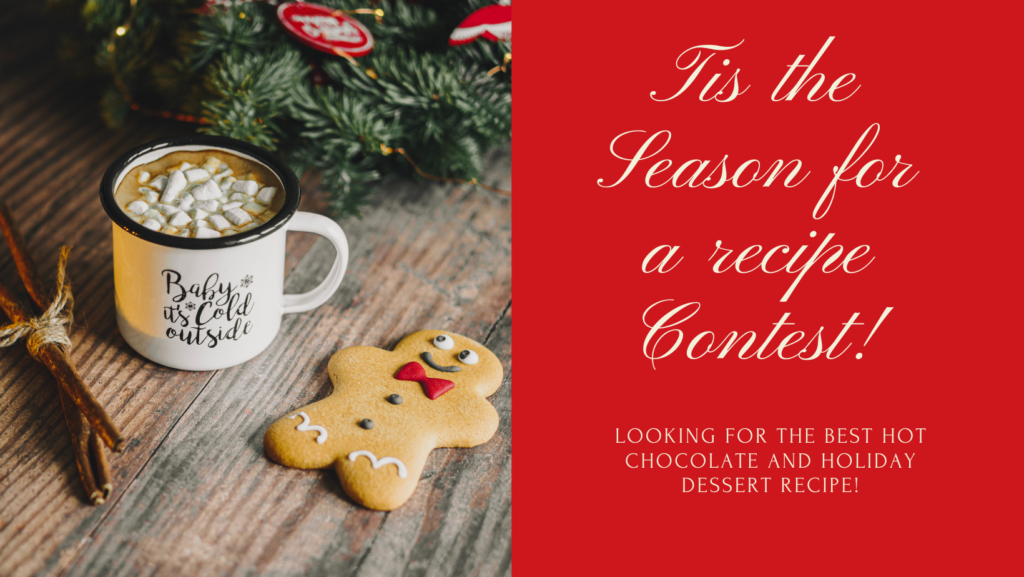 Holiday Recipe Contest on Over 50 Feeling 40
