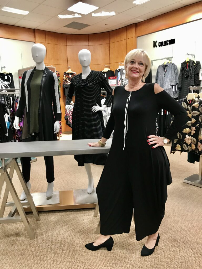 IC Collection Jumpsuit at Dillard's