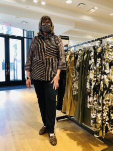 Chicos Fall 2020 collection on over 50 feeling 40