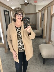 Pamela Lutrell for Talbots Friends and Family Sale