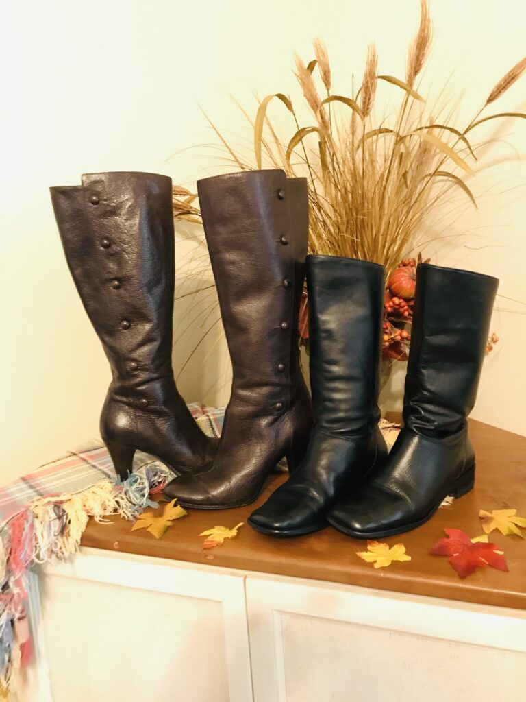 Affordable Fall Clothing Tip on Over 50 Feeling 40