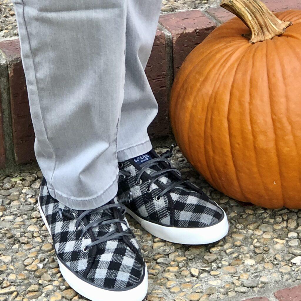 DSW Sperry Sneakers on Over 50 Feeling 40