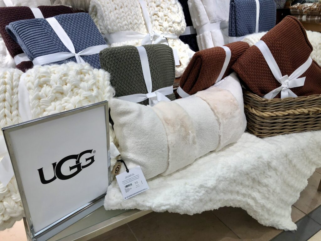 Blankets by UGG at Dillards