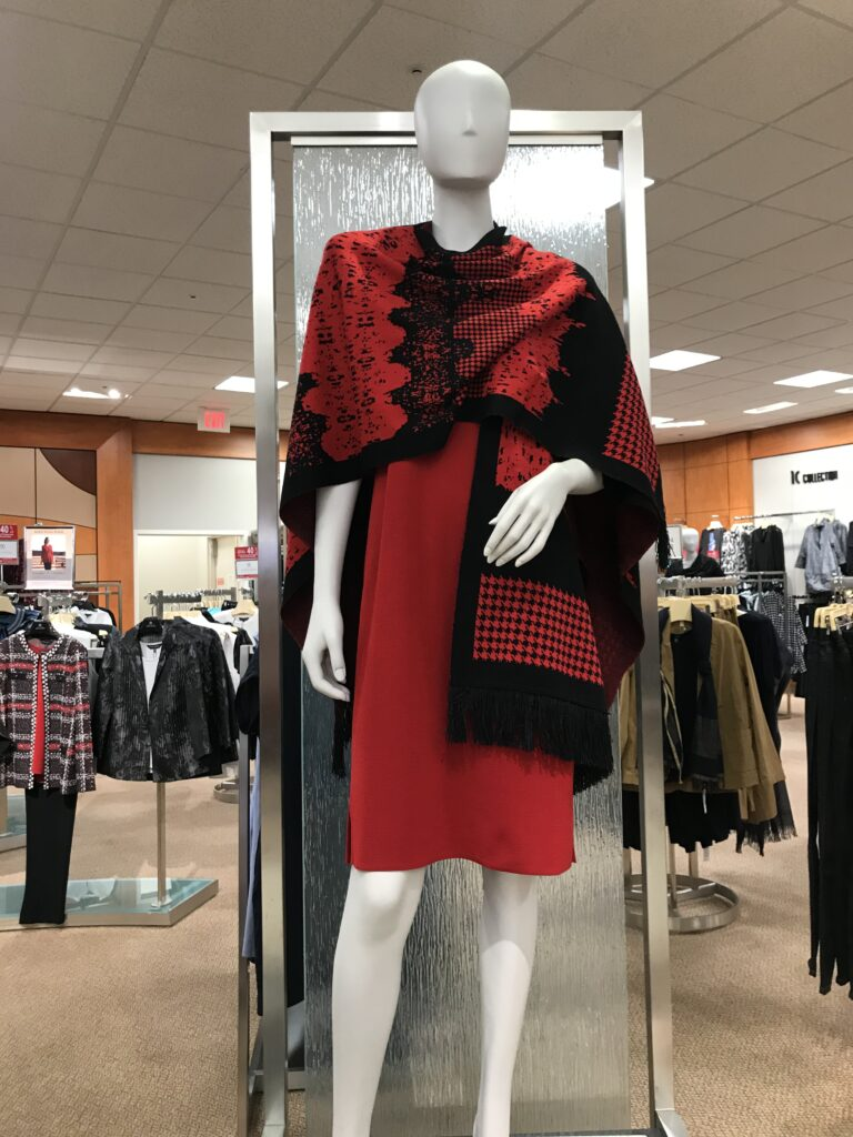 Would You Wear It at Dillards on Over 50 Feeling 40