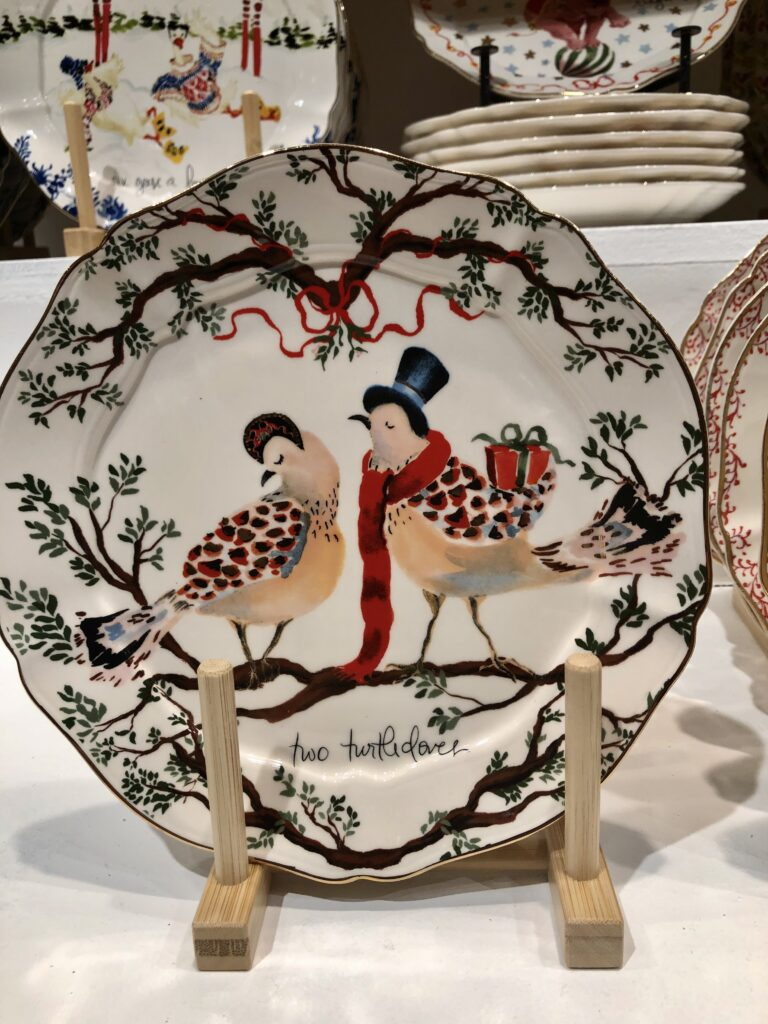 Holiday Gifts at Anthropologie at Over 50 Feeling 40