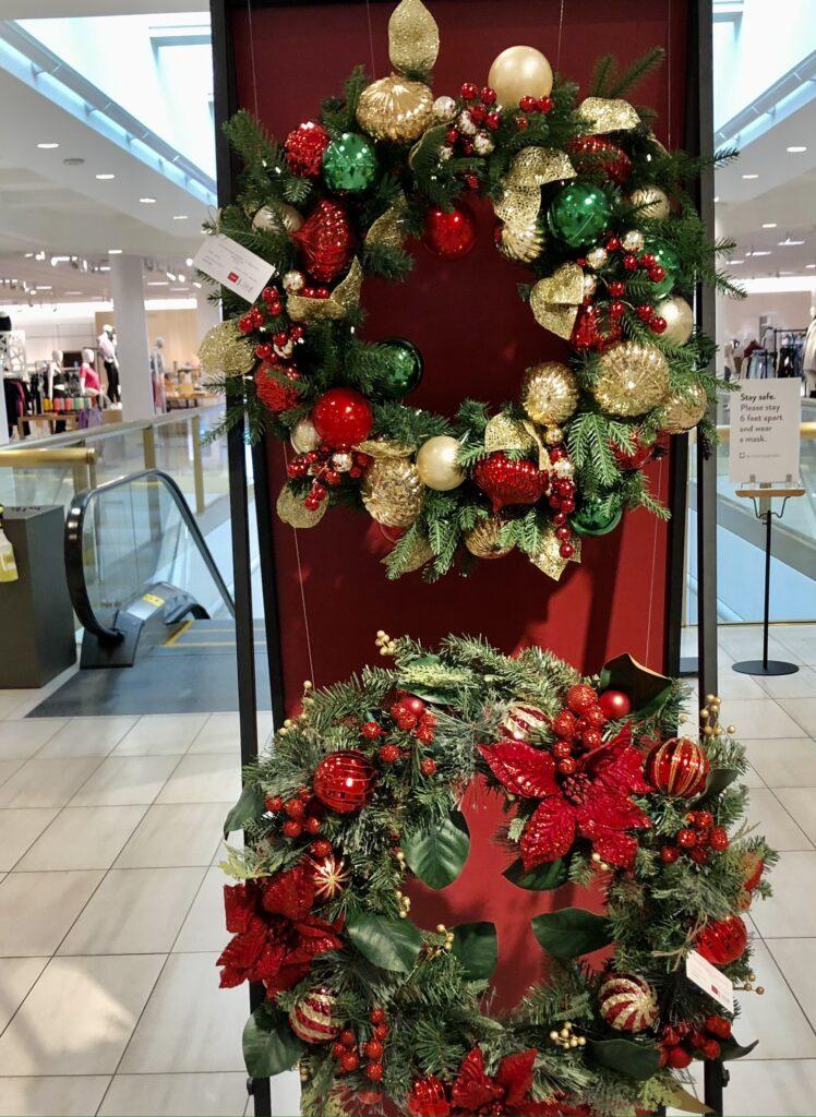 Balsam Hill Christmas Decor at Nordstrom on Over 50 Feeling 40