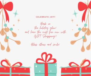 Gift Giving Ideas on Over 50 Feeling 40