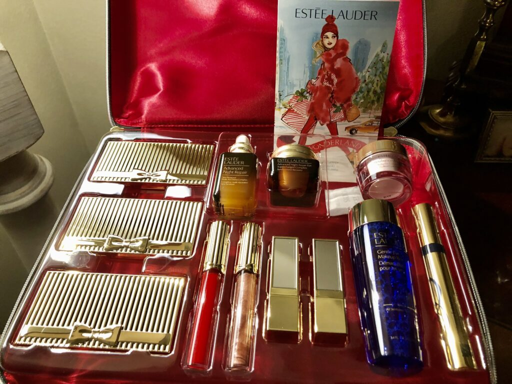 Estee Lauder Blockbuster on Over 50 Feeling 40