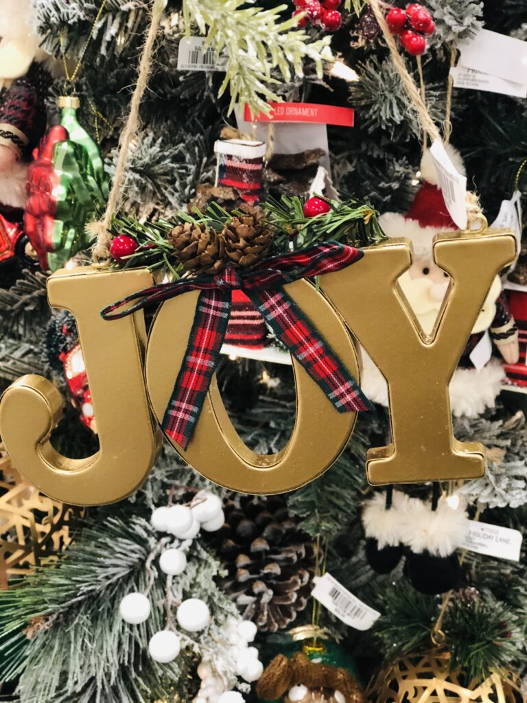 Macys Joy Ornament on Over 50 Feeling 40