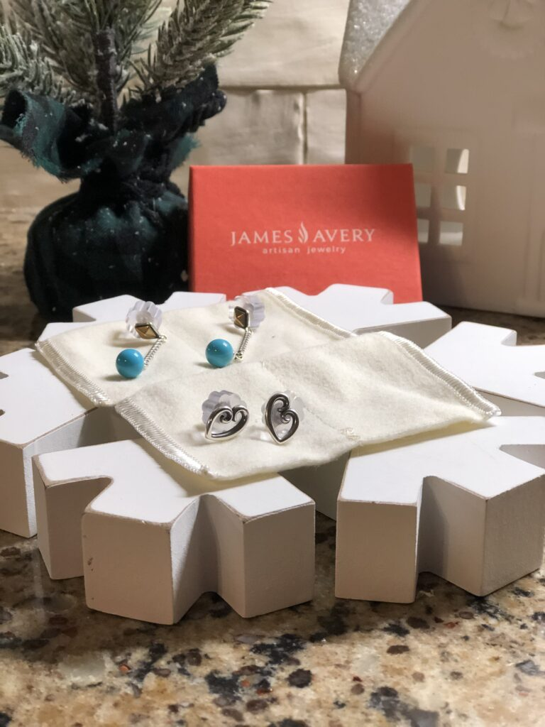 James Avery Christmas Gifts on Over 50 Feeling 40