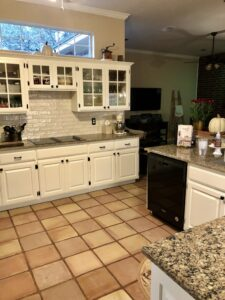 Legacy Kitchen and Bath Remodel on Over 50 Feeling 40
