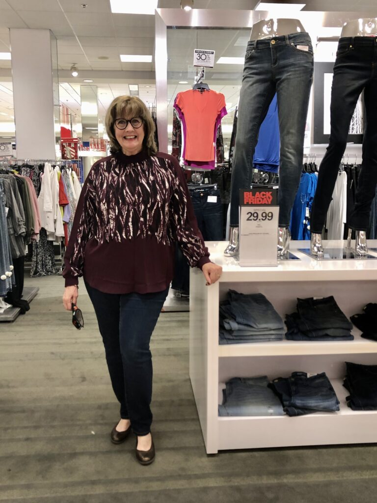 Alfani Fall Clothing at Macy's on Over 50 Feeling 40