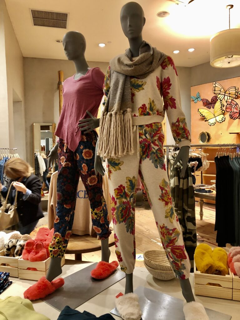 Cozy Looks from Anthropologie on Over 50 Feeling 40