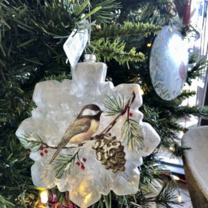 Wild Birds Unlimited Ornaments