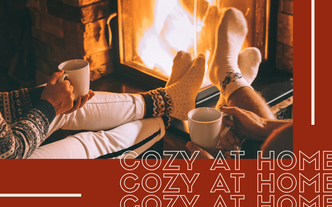 Cozy at Home in Eileen Fisher…and a Christmas Wrap Up!