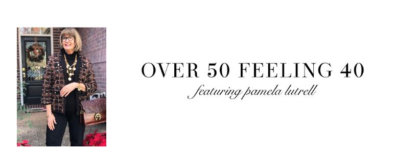 Topper for Over 50 Feeling 40