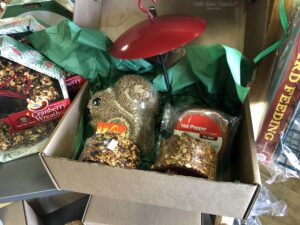 Wild Birds Unlimited Gift Boxes