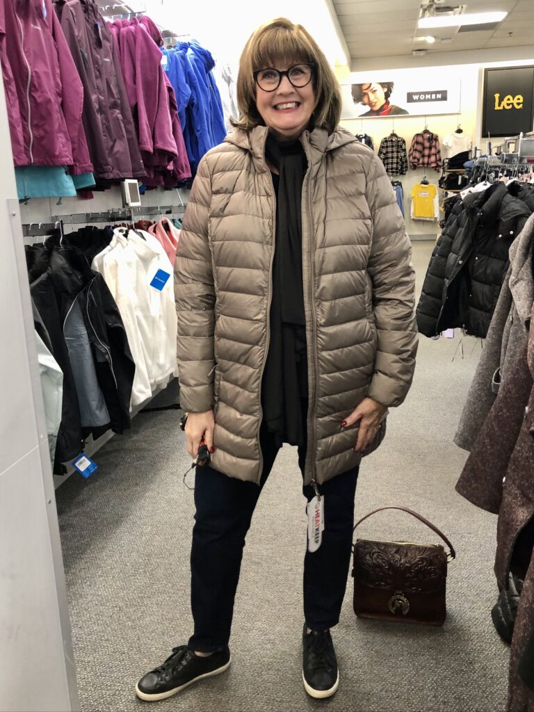 Packable Puffer Jacket at Kohl's