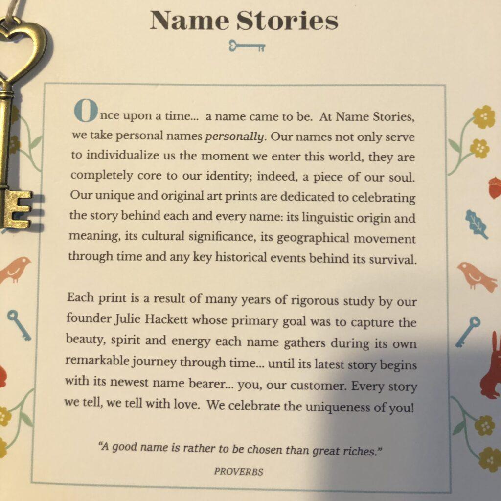 Name Stories Goal on Over 50 Feeling 40