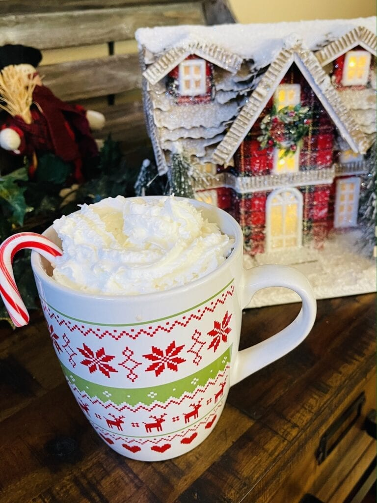Pamela Lutrell's Hot Cocoa Recipe