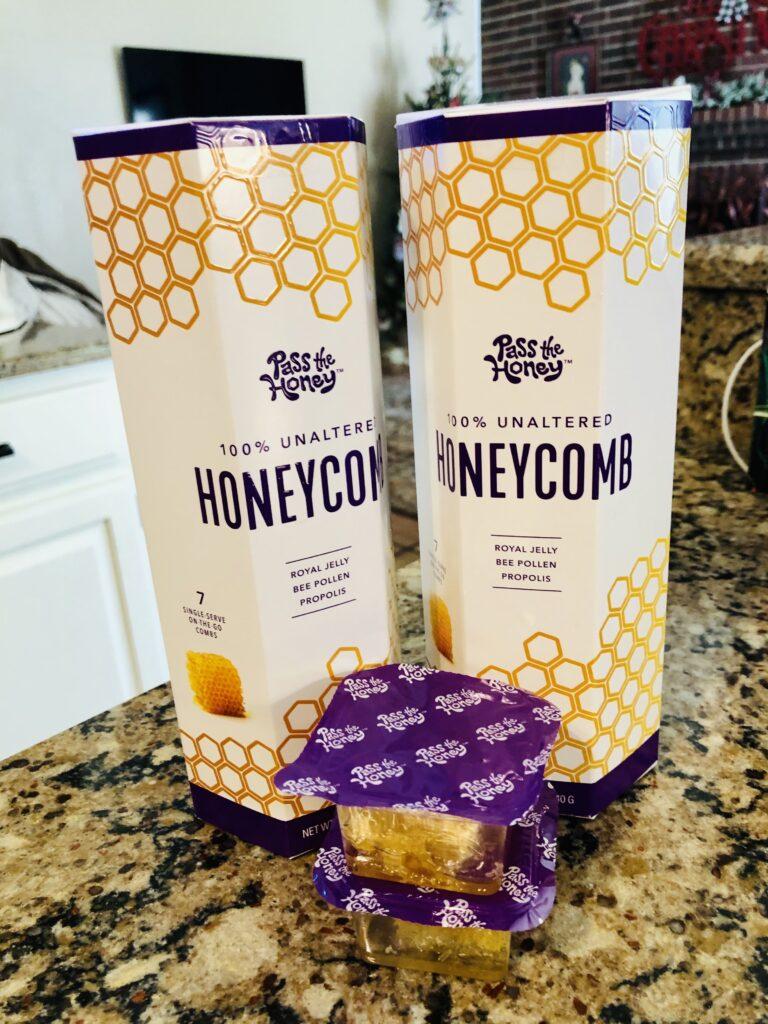 Pass The Honey with Pamela Lutrell
