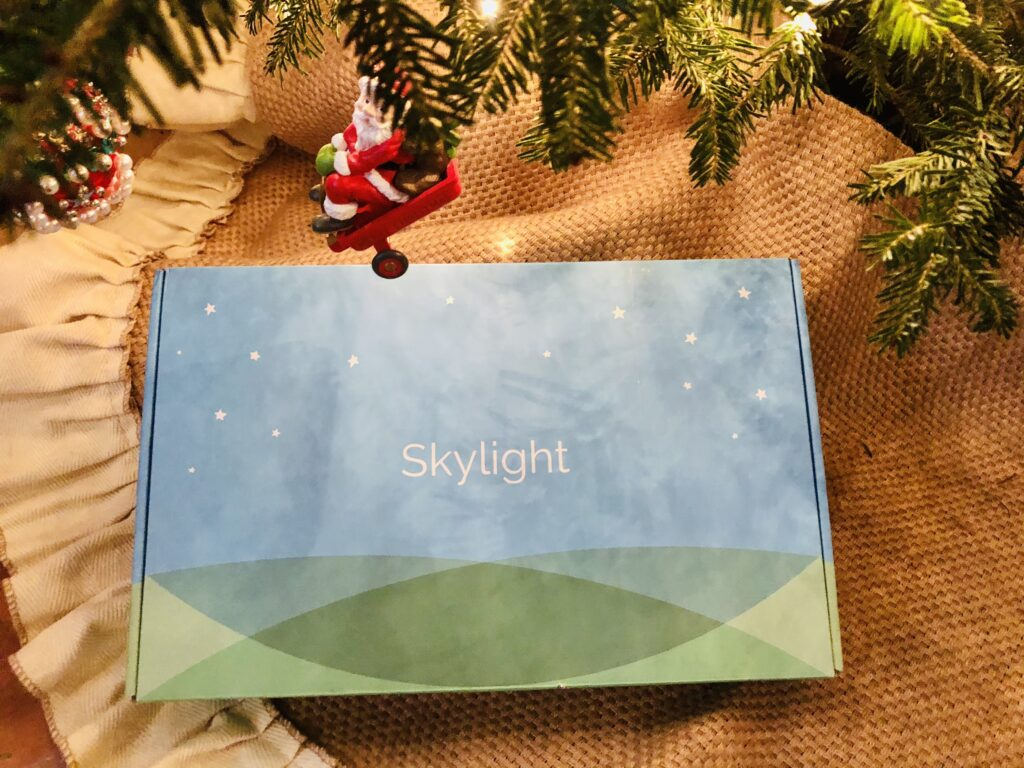 Skylight featured on Over 50 Feeling 40