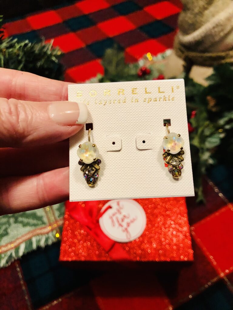 Sorrelli Earrings on Over 50 Feeling 40