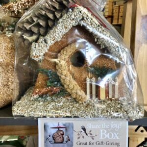 Gift Boxes at Wild Birds Unlimited