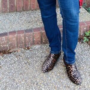 Pamela Lutrell in Born Boots from Dillards