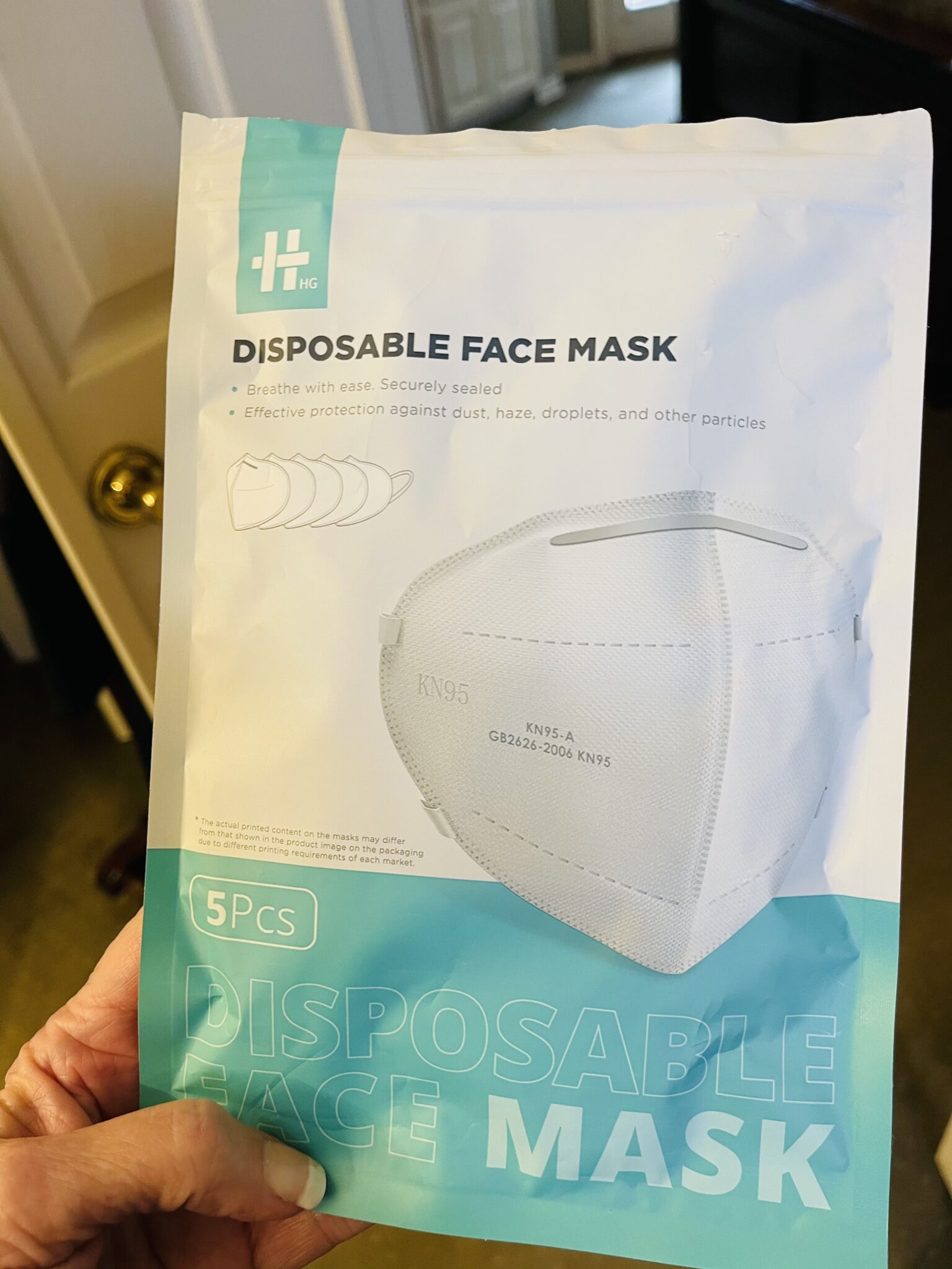 Recommended Masks from GNC on Over 50 Feeling 40