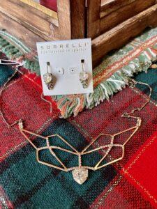 Elegant jewelry at Sorrelli