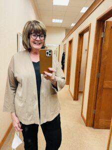 Eileen Fisher favorite at Dillards