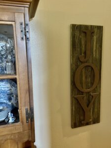 Home Decor update