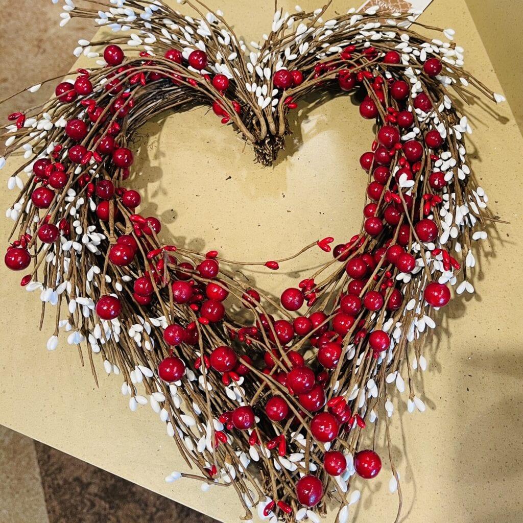Valentines Decor at Kirklands