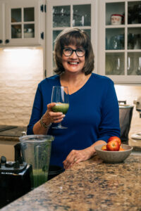 National Nutrition Month important food for postmenopausal women