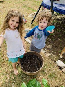 The Easter Backyard BBQ