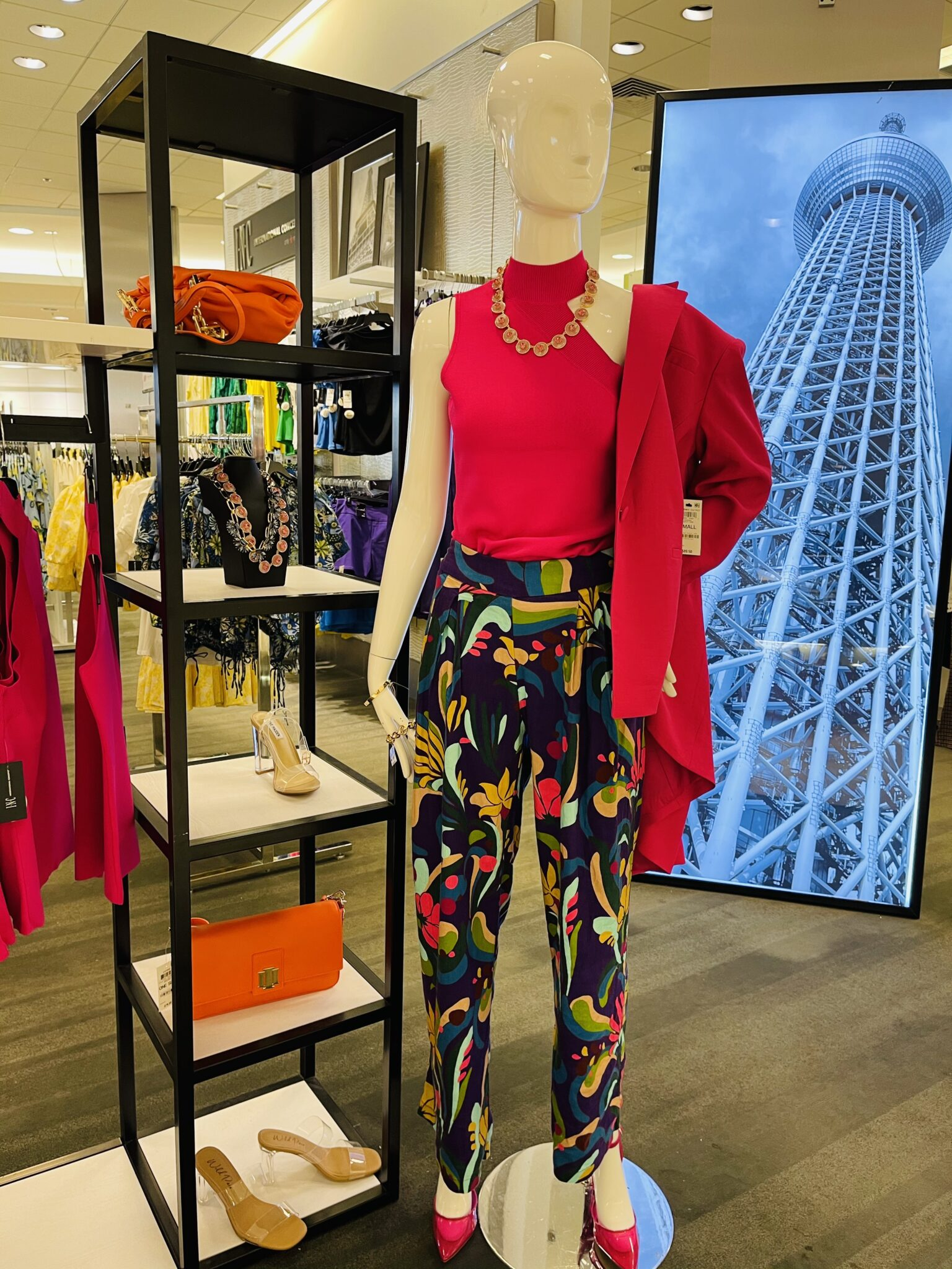 Would You Wear It - Bright Spring Styles