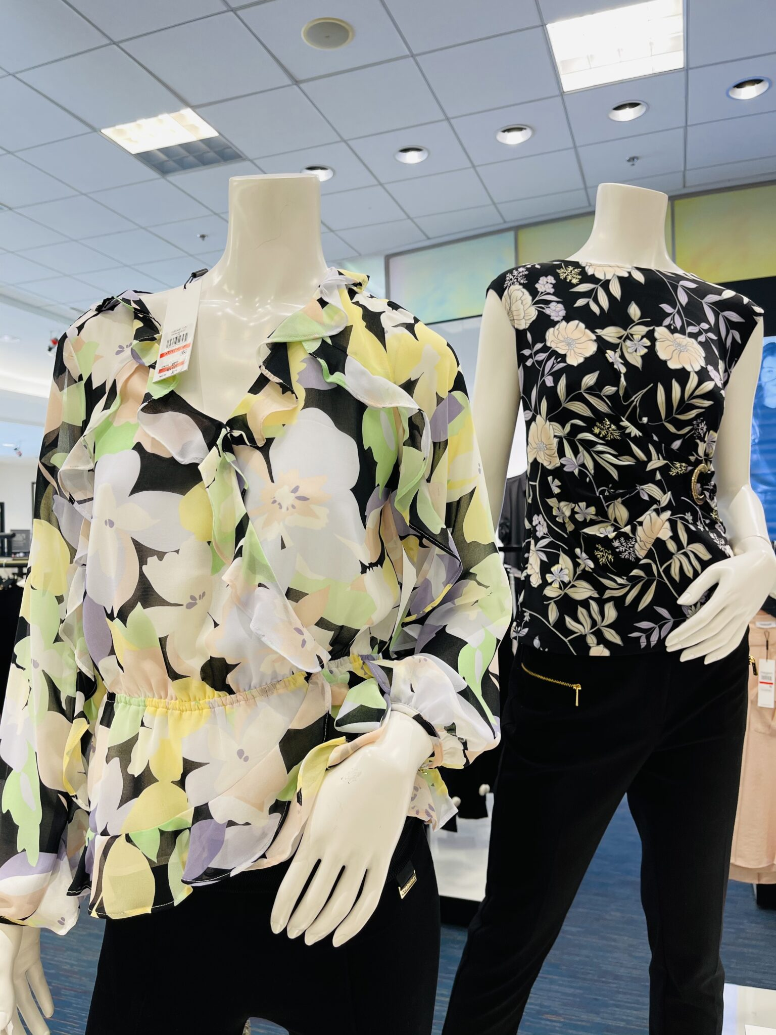 Would You Wear It – Floral Tops
