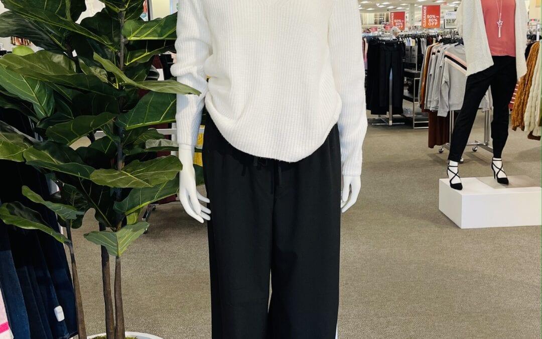 Would You Wear It – Wide Leg Pants