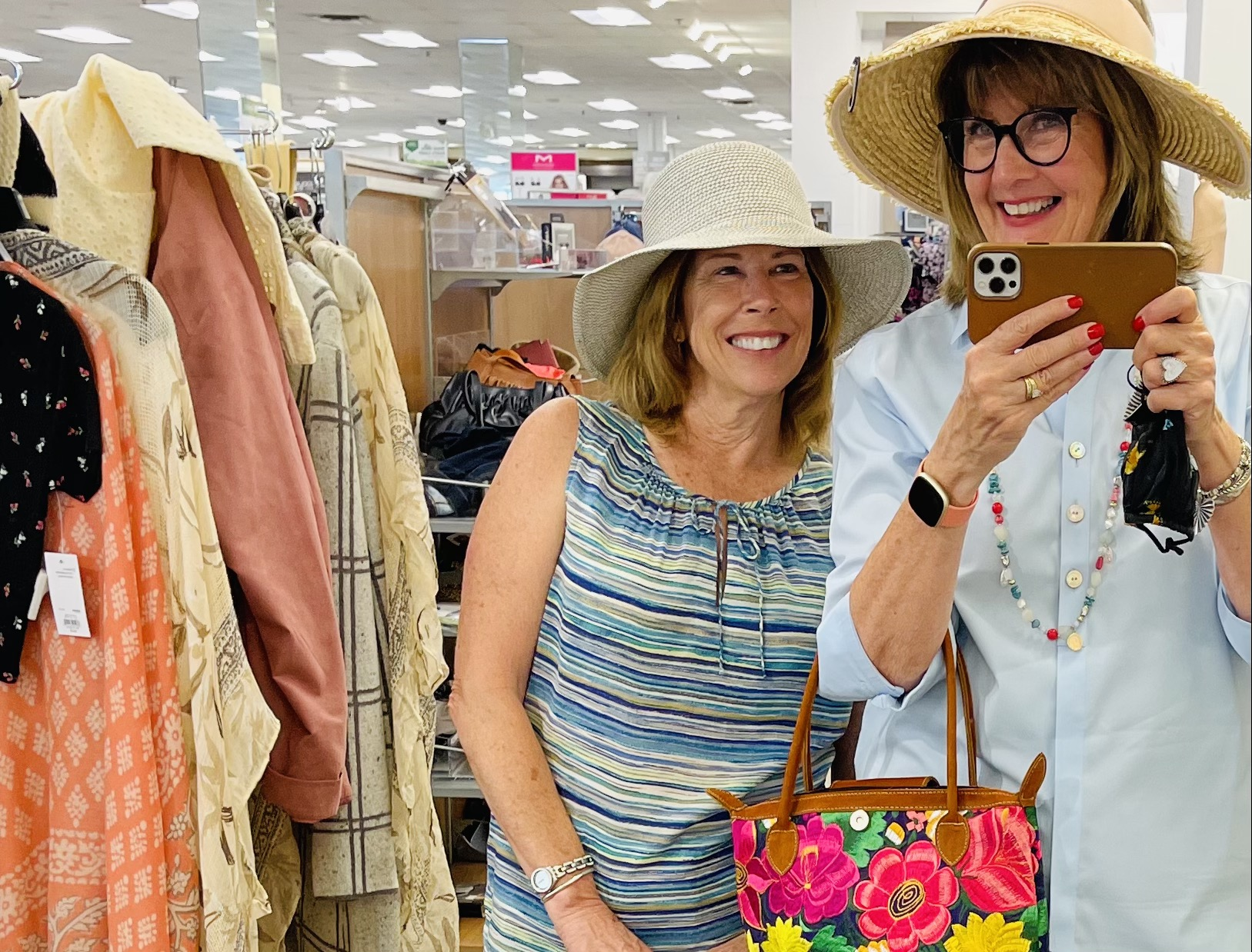Shopping Kohl's with Leigh & Me