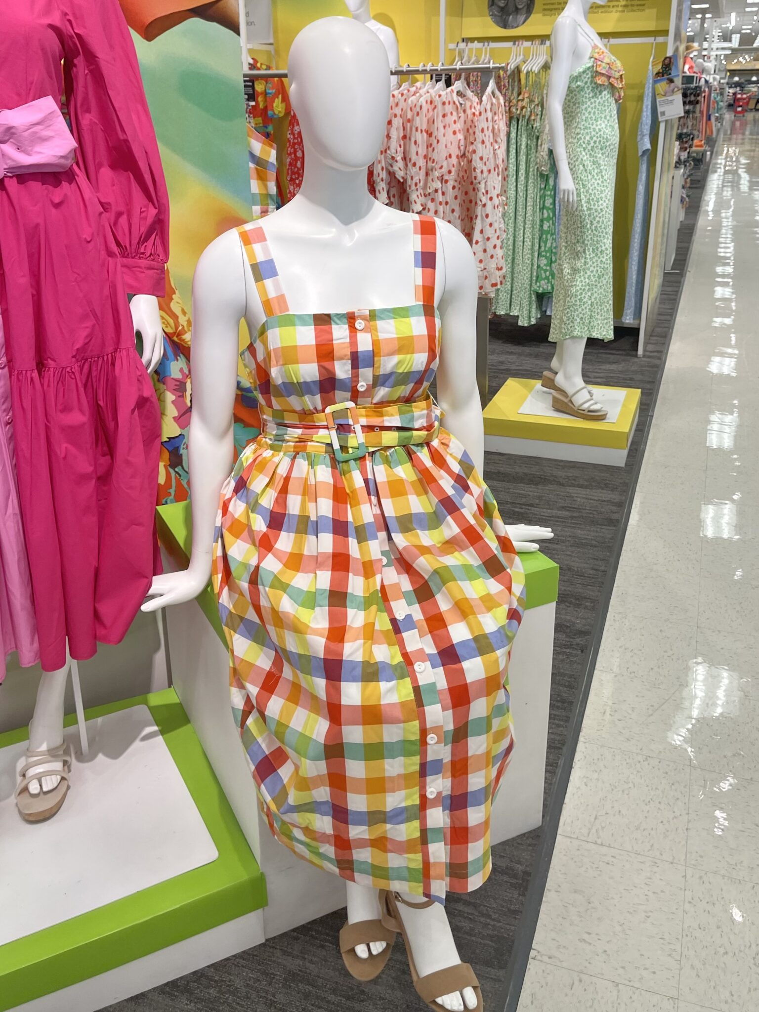Would You Wear It - New Target Dresses