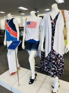 Would You Wear It - Red White & Blue