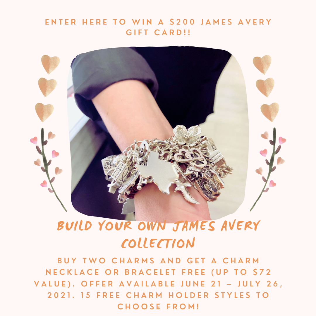 James Avery Giveaway