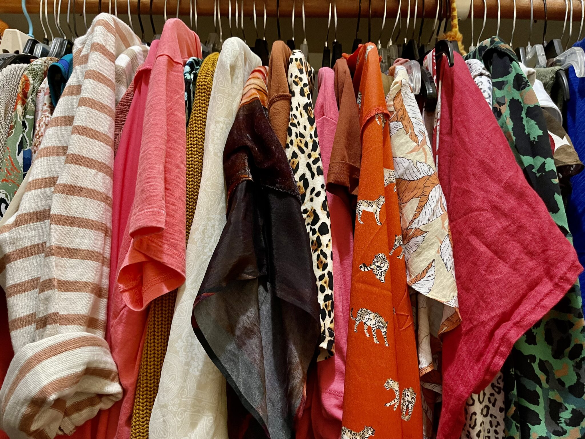 Style Refresh 2021: Closet Reorganization Begins