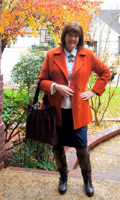 Style Refresh 2021: Vibrant Autumn