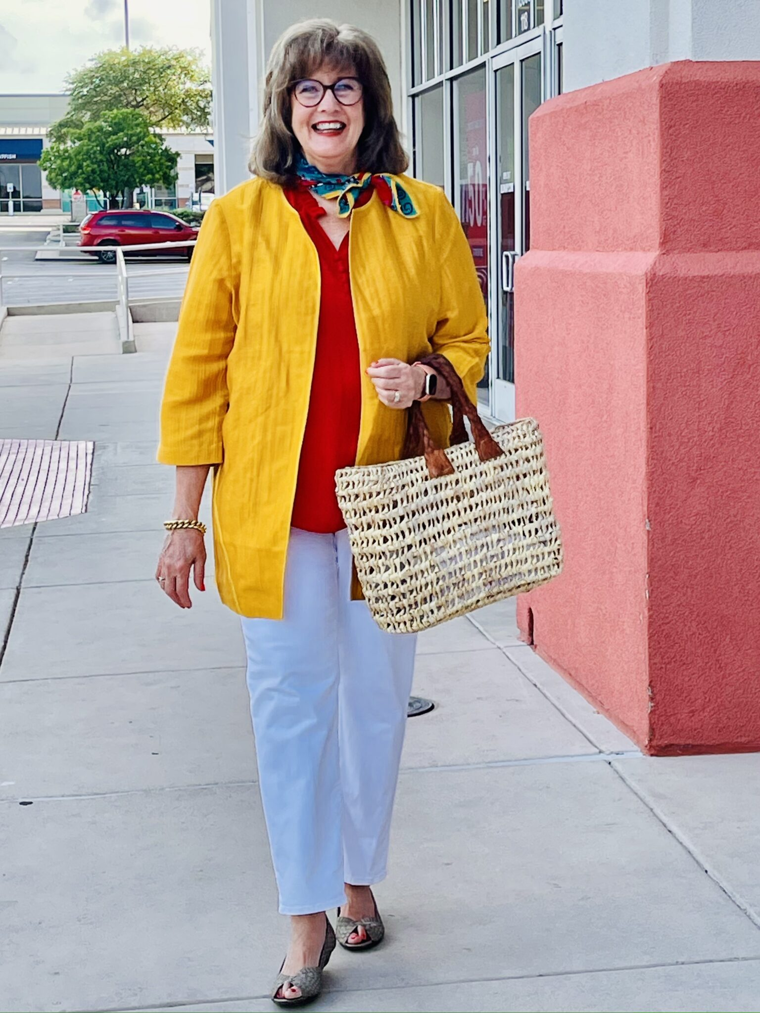 Chico's offers color and a big sale